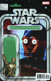 Star Wars Vol 4 #28 Cover C Variant John Tyler Christopher Action Figure Cover