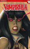 Vampirella Vol 7 #0 Cover B Incentive Joseph Michael Linsner Sneak Peek Variant Cover