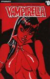 Vampirella Vol 7 #0 Cover C Incentive J Scott Campbell Sneak Peek Variant Cover