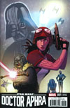 Star Wars Doctor Aphra #1 Cover G Incentive Jamie McKelvie Variant Cover