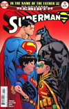 Superman Vol 5 #10 Cover C 2nd Ptg Patrick Gleason & Mick Gray Variant Cover