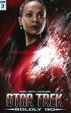 Star Trek Boldly Go #3 Cover C Incentive Photo Variant Cover