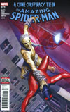 Amazing Spider-Man Vol 4 #21 Cover C 2nd Ptg Alex Ross Variant Cover (Clone Conspiracy Tie-In)