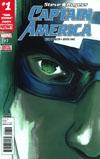 Captain America Steve Rogers #7 Cover F 2nd Ptg Stephanie Hans Variant Cover (Marvel Now Tie-In)
