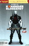 Divinity III Komandar Bloodshot One Shot Cover D Incentive Trevor Hairsine Character Design Variant Cover