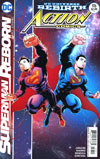 Action Comics Vol 2 #976 Cover A Regular Patrick Gleason & Mick Gray Cover (Superman Reborn Part 4)(Limit 1 Per Customer)