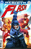 Flash Vol 5 #18 Cover B Variant Dave Johnson Cover