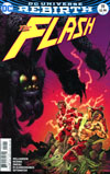 Flash Vol 5 #19 Cover B Variant Dave Johnson Cover