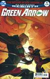 Green Arrow Vol 7 #18 Cover A Regular Otto Schmidt Cover