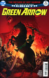 Green Arrow Vol 7 #19 Cover A Regular Otto Schmidt Cover