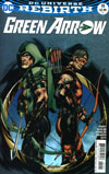 Green Arrow Vol 7 #19 Cover B Variant Mike Grell Cover