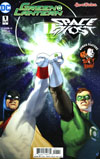 Green Lantern Space Ghost Special #1 Cover A Regular Ariel Olivetti Cover