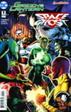 Green Lantern Space Ghost Special #1 Cover B Variant Doug Mahnke Cover