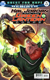 Hal Jordan And The Green Lantern Corps #16 Cover A Regular Rafa Sandoval & Jordi Tarragona Cover
