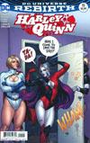 Harley Quinn Vol 3 #15 Cover B Variant Frank Cho Cover