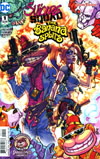 Suicide Squad Banana Splits Special #1 Cover B Variant Ben Caldwell Cover
