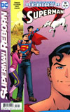 Superman Vol 5 #18 Cover A Regular Patrick Gleason & Mick Gray Cover (Superman Reborn Part 1)