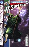 Superman Vol 5 #19 Cover A Regular Patrick Gleason & Mick Gray Cover (Superman Reborn Part 3)