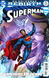 Superman Vol 5 #19 Cover B Variant Gary Frank Cover (Superman Reborn Part 3)