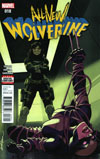 All-New Wolverine #18 Cover A Regular David Lopez Cover