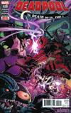 Deadpool Vol 5 #28 Cover A Regular Reilly Brown Cover (Til Death Do Us Part 1)