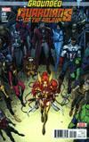Guardians Of The Galaxy Vol 4 #18 Cover A Regular Arthur Adams Cover