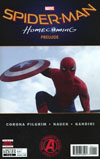 Marvels Spider-Man Homecoming Prelude #1