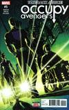 Occupy Avengers #5 Cover A Regular Paulo Siqueira Cover