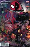 Spider-Man Deadpool #15 Cover A Regular Reilly Brown Cover (Til Death Do Us Part 2)