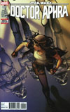 Star Wars Doctor Aphra #5 Cover A Regular Kamome Shirahama Cover