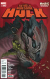 Totally Awesome Hulk #1.MU Cover A Regular Rahzzah Cover (Monsters Unleashed Tie-In)