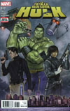 Totally Awesome Hulk #17 Cover A Regular Stonehouse Cover