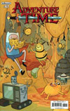 Adventure Time #62 Cover A Regular Shelli Paroline & Braden Lamb Cover