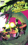 Big Trouble In Little China Escape From New York #6 Cover A Regular Daniel Bayliss Cover