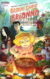 Brave Chef Brianna #1 Cover A Regular Bridget Underwood Cover