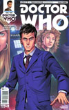 Doctor Who 10th Doctor Year Three #4 Cover A Regular Wellington Diaz Cover