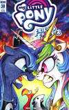 My Little Pony Friends Forever #38 Cover B Variant Andy Price Subscription Cover