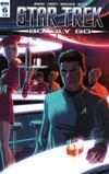 Star Trek Boldly Go #6 Cover A Regular George Caltsoudas Cover