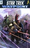 Star Trek Waypoint #4 Cover A Regular Zachary Baldus Cover