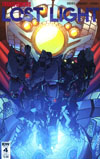 Transformers Lost Light #4 Cover C Variant Alex Milne Subscription Cover