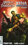 Army Of Darkness Xena Forever And A Day #6 Cover A Regular Moritat Cover