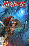 Red Sonja Vol 7 #3 Cover C Variant Jonboy Meyers Cover
