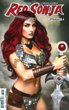 Red Sonja Vol 7 #3 Cover D Variant Tatiana DeKhtyar Cosplay Cover
