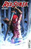 Red Sonja Vol 7 #3 Cover E Variant Mel Rubi Subscription Cover