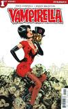 Vampirella Vol 7 #1 Cover E Variant Jimmy Broxton Subscription Cover