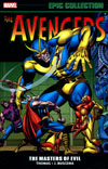 Avengers Epic Collection Vol 3 Masters Of Evil TP