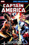 Captain America Epic Collection Vol 13 Justice Is Served TP