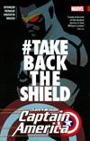 Captain America Sam Wilson Vol 4 #TakeBackTheShield TP