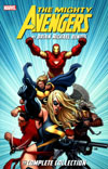 Mighty Avengers By Brian Michael Bendis Complete Collection TP