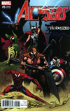 Avengers Vol 6 #5 Cover B Variant David Marquez Venomized Cover